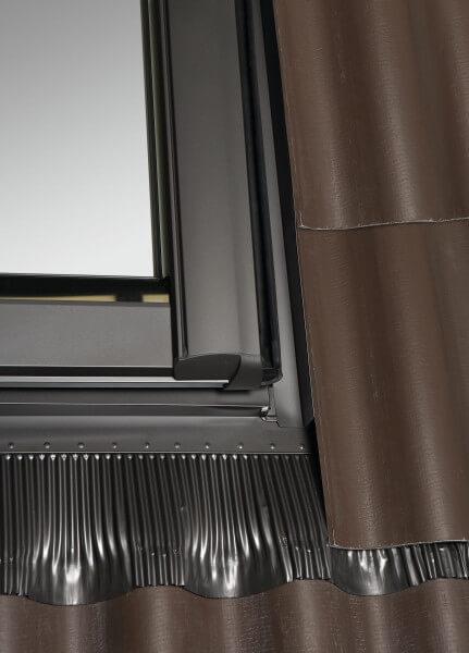 Roto Designo Eindeckrahmen für SR Dachfenster 1968 bis 1994