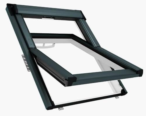 Roto Q4 Plus Schwingfenster aus Kunststoff