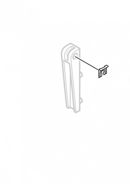 1-245 Roto Sicherungsscheibe 73xH/K/84xH