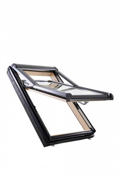Designo R7 Hoch-Schwingfenster aus Holz