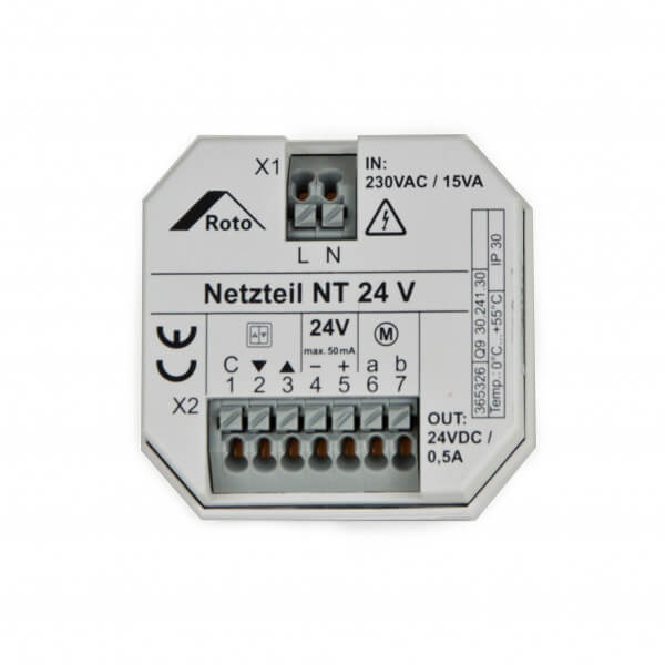 Rotomatic Netzteil NT Elektro