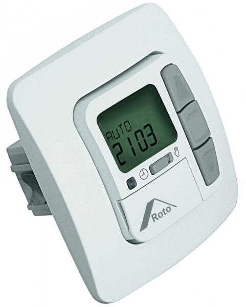 Zeitschaltuhr für 24V Steuerung