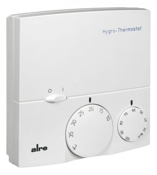 Roto Luftfeuchte- & Raumtemperatur-Sensor