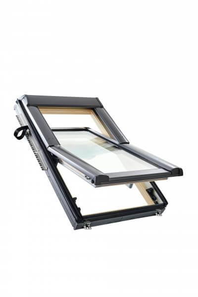 Designo R6 Schwingfenster aus Holz