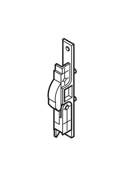 1-267 Roto Gleiterführung - Set