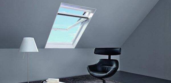 Roto Renovierungfenster auf Dachfenster anderer Hersteller