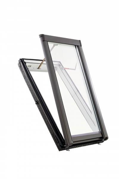 Designo R5 Dachfenster für Rauch- und Wärmeabzugsanlagen