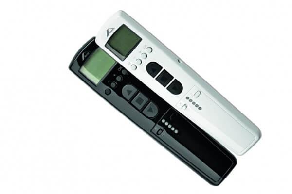 Roto Handsender mit Zeitschaltuhr 10 Kanal Weiß